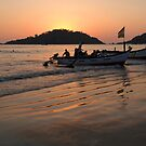 Returning from Dolphin Trip Palolem by SerenaB