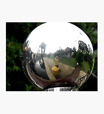 Fish Eye - Peter Jackson Photographic Print