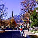 Bad Reichenhall 2, Germany by Daidalos
