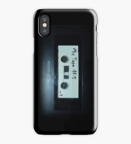 Mix Tape phone case iPhone Case/Skin