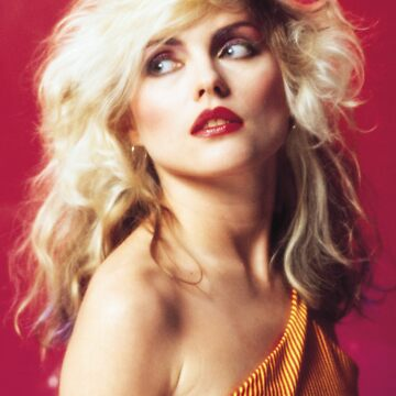 Debbie Harry, Red by bigthecat