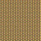 Emoji Heart Eyes Black Background by thehiphopshop