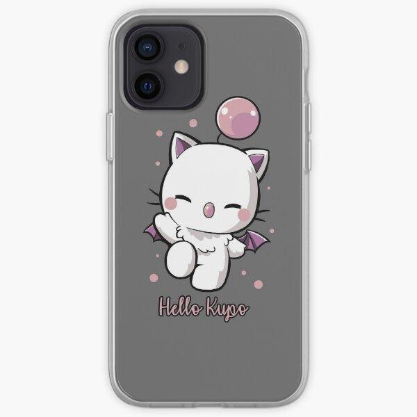 Hello Kupo iPhone Soft Case