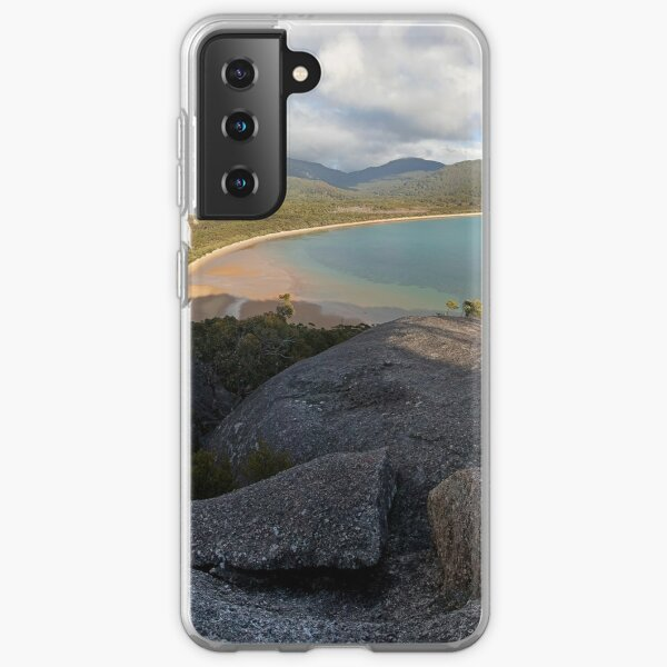 Sealers Cove from Lookout Rocks Samsung Galaxy Soft Case
