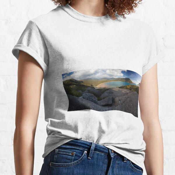 Sealers Cove from Lookout Rocks Classic T-Shirt