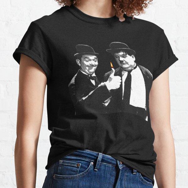 Laurel & Hardy Classic T-Shirt