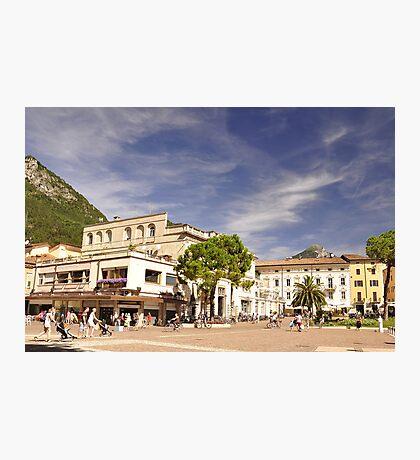 Riva Del Garda, Italy. Photographic Print