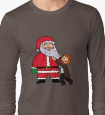 Beardpuller's biggest dream Long Sleeve T-Shirt