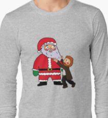Beardpuller's biggest dream Long Sleeve T-Shirt