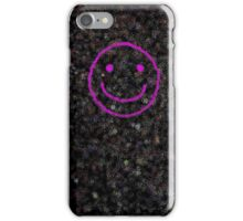 Happy Face Cover iPhone Case/Skin