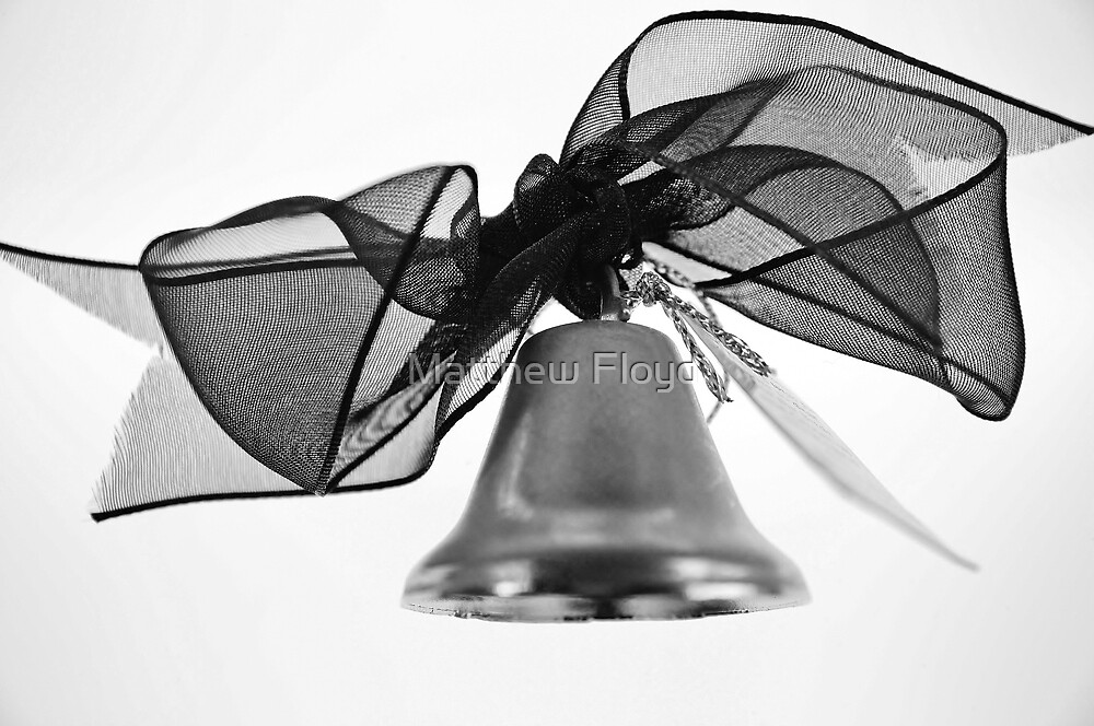 Wedding Bell #1 by Matthew Floyd