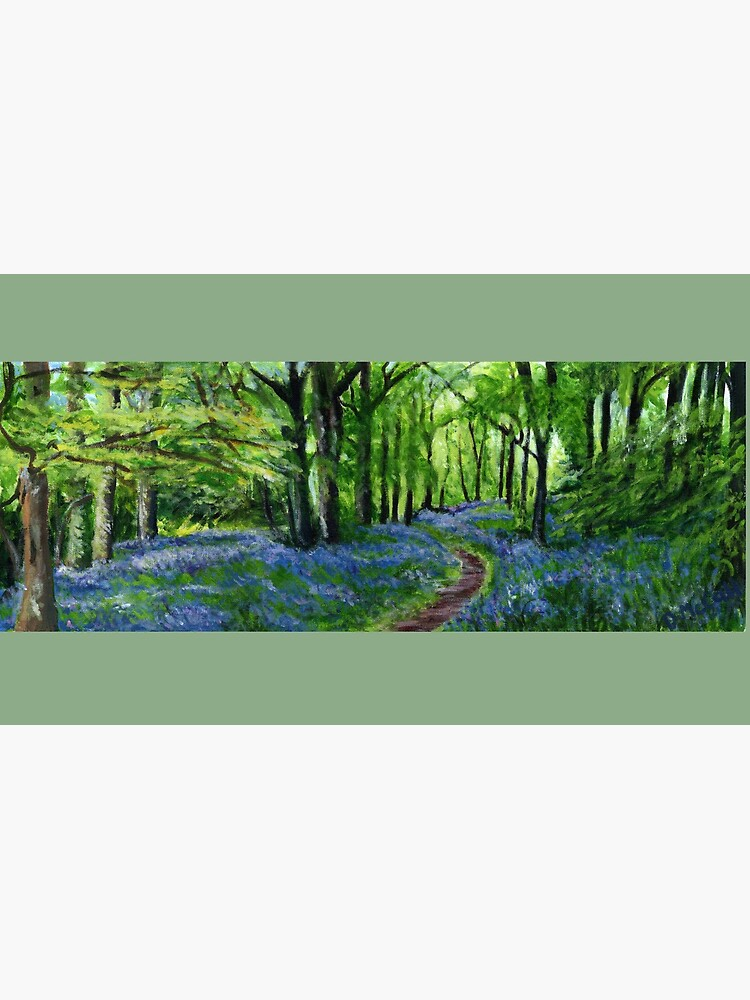 Bluebell Wood by DawnsArt92