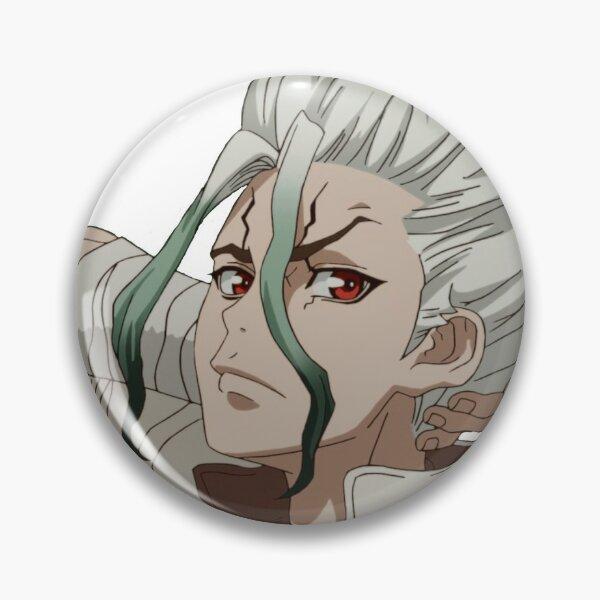 Dr Stone - Senku Ishigami Pin