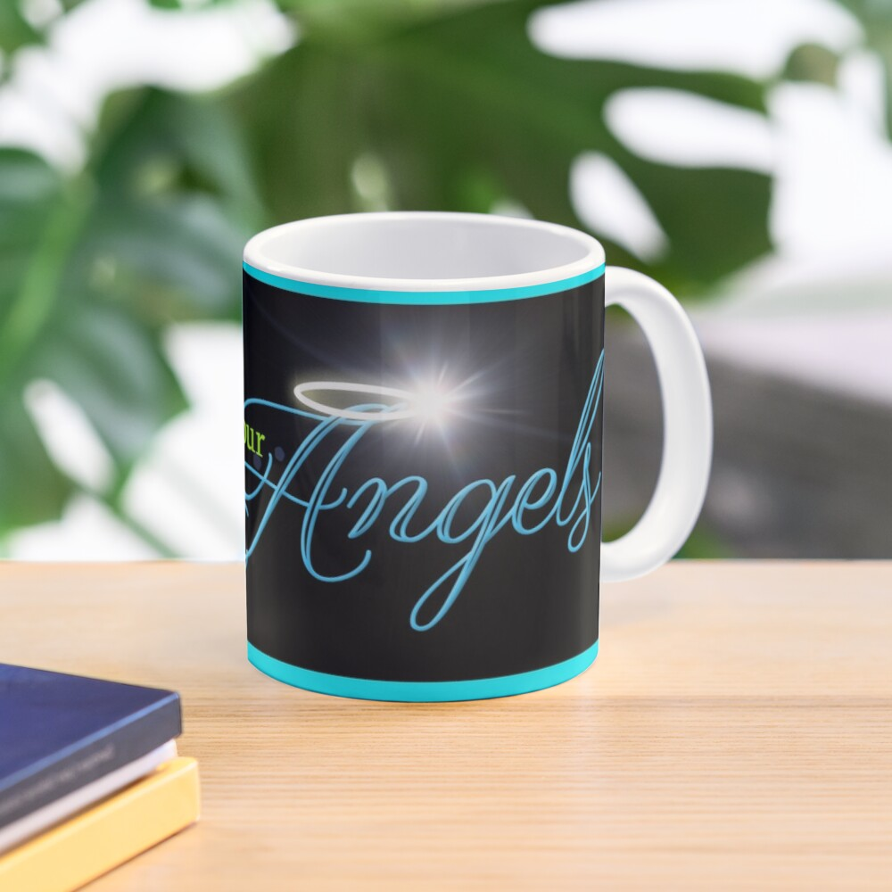 Our Pets Don't Die They Just Become Our Angels Mug