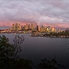 Sydney Sunset 02 16-07-09 by Chris Cohen