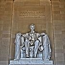 Lincoln Memorial by Lee d'Entremont