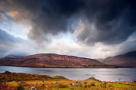 Killary Harbour by rorycobbe
