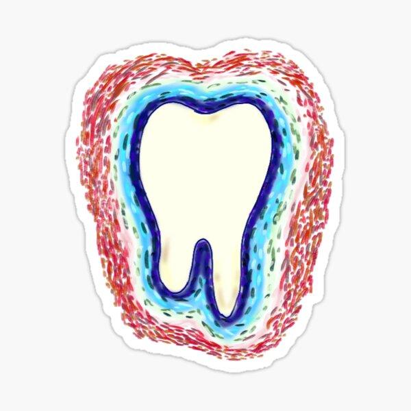 Sweet tooth -cavetown  Sticker