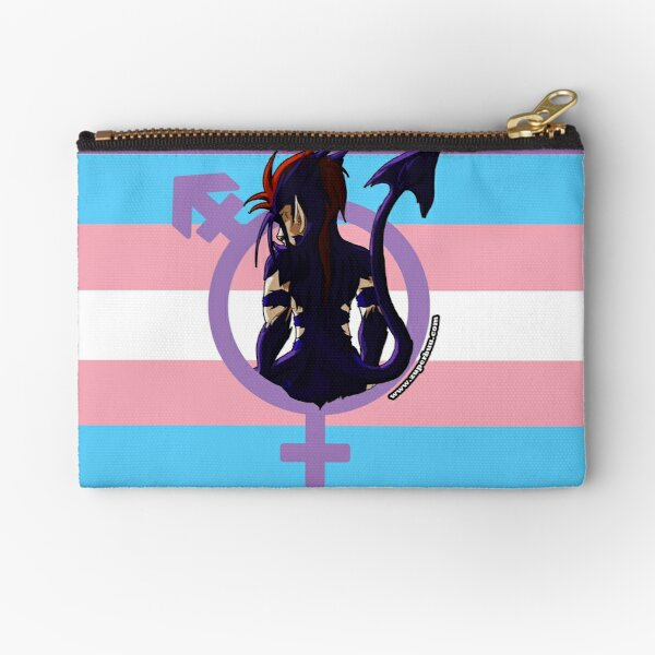 Specimen G-13 Transgender Pride Zipper Pouch