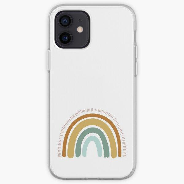 Boho Rainbow iPhone Soft Case