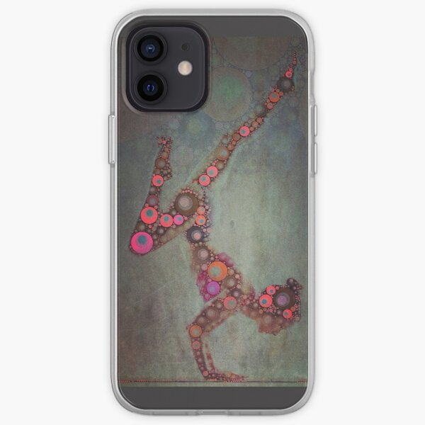 Vrschikasana - Yoga Art 2 iPhone Soft Case