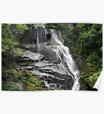Eastatoe Falls Poster