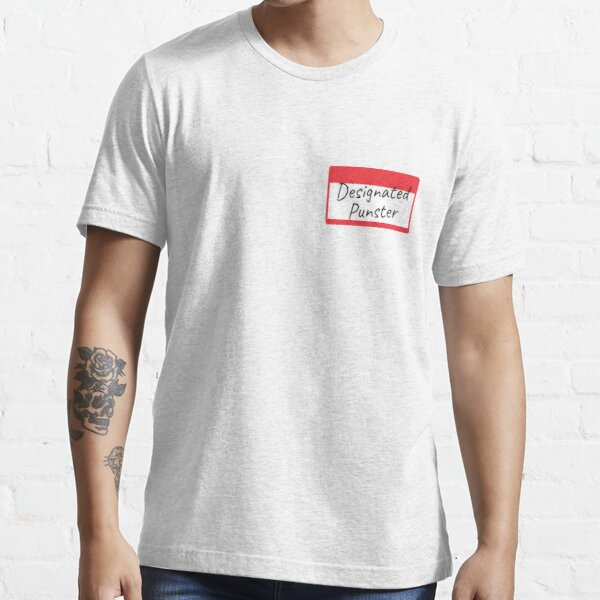 Designated Punster - Pun King and Queen Essential T-Shirt