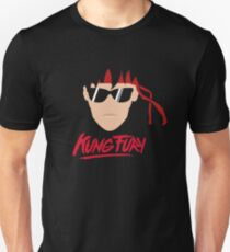Kung Fury Minimalistic Design T-Shirt