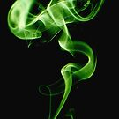 dancing smoke 2  by cool3water