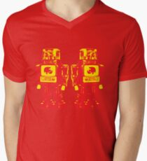 Robot Robot Men's V-Neck T-Shirt