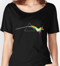Rainicorn Floyd Women's Relaxed Fit T-Shirt