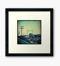 City utopia 6 Framed Print