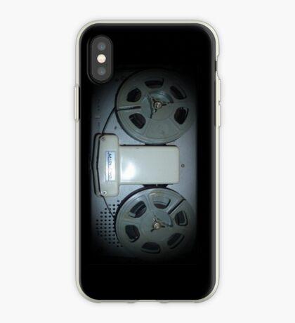 Reel2Reel phone case iPhone Case