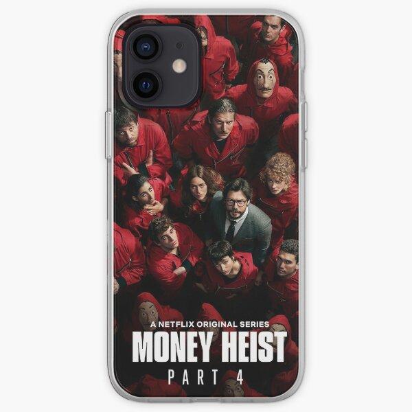 Get The Money Team iPhone Soft Case