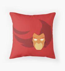 Lion-O Minimalistic Design Throw Pillow