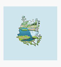 Howl's moving castle 1 Photographic Print