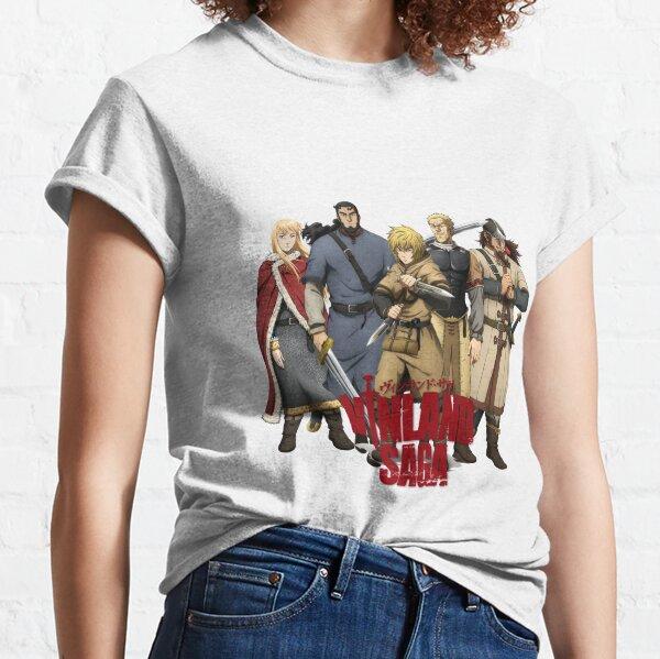 Thorfinn, Thors, Askeladd, Canute & Bjorn Vinland Saga Classic T-Shirt