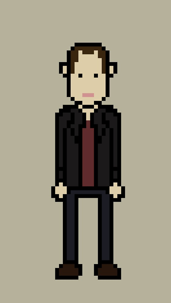 Ninth Doctor by willboes