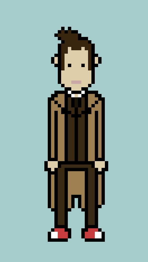 Tenth Doctor by willboes