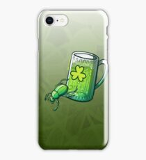 Saint Patrick's Day Beetle iPhone Case/Skin