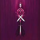 Three of Swords by Zach Wong