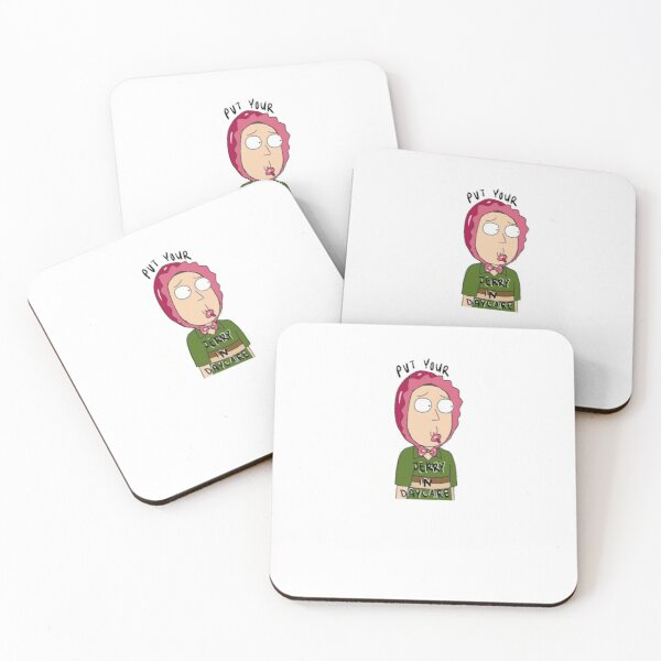 Jerry Jerryboree Coasters (Set of 4)