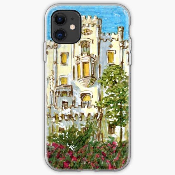 Hluboká Castle iPhone Soft Case