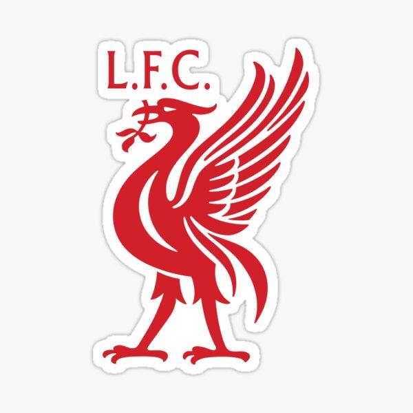 first old liverpool 2020 logo siangjumat Sticker
