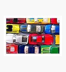 Traffic Jam Photographic Print