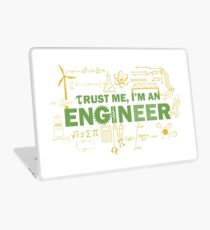 Science Engineer Humor Laptop Skin