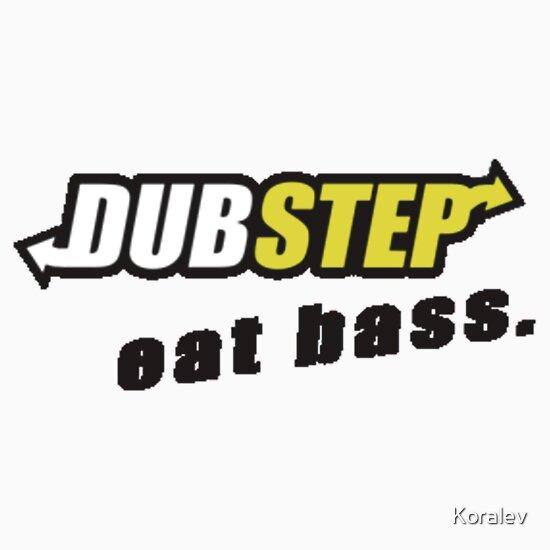 TShirtGifter presents: DUBSTEP (substep)