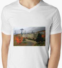 Mont Tremblant in Autumn ! Men's V-Neck T-Shirt