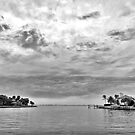 Storm Sky, Sarasota 2012 by Frank Bibbins