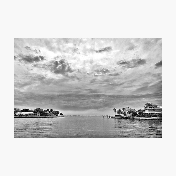 Storm Sky, Sarasota 2012 Photographic Print
